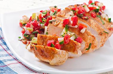 Salsa Rotisserie Chicken
