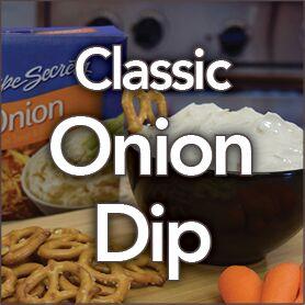 Classic Onion Dip