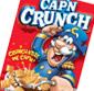 Picture of Quaker Oat Squares, Life or Cap'N Crunch Cereal