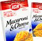 Picture of IGA Macaroni & Cheese
