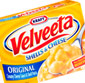 Picture of Velveeta or Kraft Deluxe Macaroni & Cheese